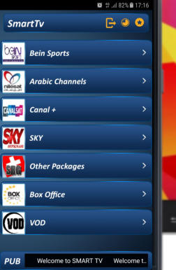 iptv pour smart tv lifemax