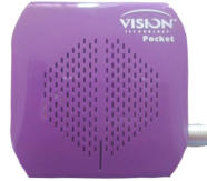 جديد جهاز VISION Pocket شبيه