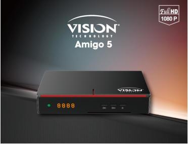 جديد مــــــوقــــــــــــVISIONـــــــــع بتاريخ 30/05/2018 جهاز VISION AMIGO 5